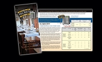 Secret Sauce Brochure for restaurants