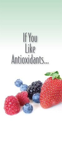 If You Like Antioxidants Trifold Brochure