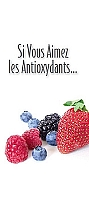 FRENCH TRANSLATION  If You Like Antioxidants Trifold Brochure