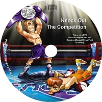 Knock Out The Competition Powerpoint presentation